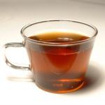 Yunnan Tee aufgebrüht